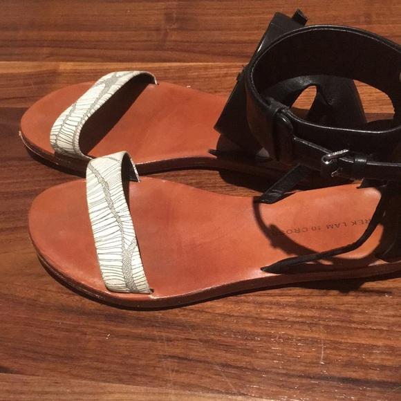 10 Crosby Derek Lam Shoes - Derek Lam 10 Crosby Sandals